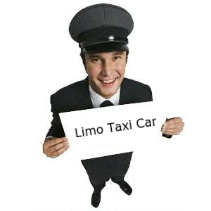 Airport Limo Taxi Car