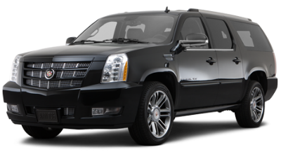 Escalade limo taxi car